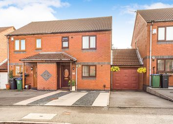 Thumbnail 3 bed semi-detached house for sale in St. Michaels Way, Tipton