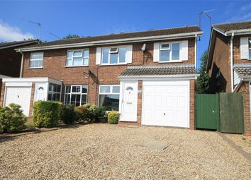 Thumbnail 3 bed semi-detached house for sale in Broadlands, Brixworth, Northampton