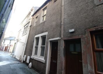 Thumbnail 2 bed terraced house for sale in Kings Arms Yard, Market Place, Wigton, Cumbria