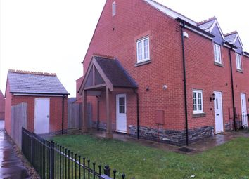 Thumbnail 3 bed semi-detached house to rent in Little Pasture Road, Birstall, Leicester