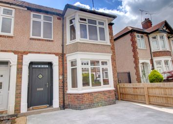 Thumbnail 3 bedroom end terrace house for sale in Sussex Road, Coventry