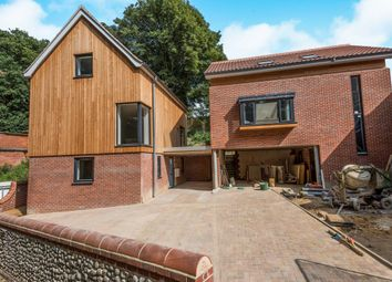 Thumbnail 3 bed link-detached house for sale in Roughton Road, Cromer