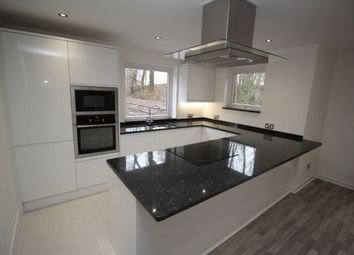 Thumbnail 2 bed flat to rent in Stableford Avenue, Eccles, Manchester