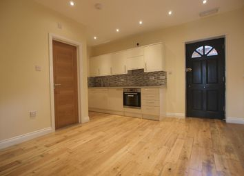 Thumbnail 1 bed flat to rent in Hermitage Road, Manor House