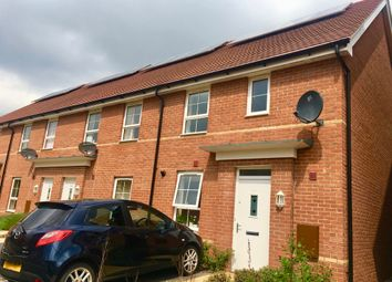 Thumbnail 3 bedroom end terrace house to rent in Cardinal Place, Southampton