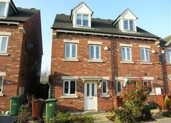 Thumbnail 3 bed town house to rent in Elliotsdale Street, Featherstone, Pontefract
