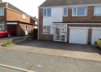 Thumbnail 4 bed semi-detached house to rent in Morse Road, Leamington Spa