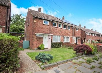 Thumbnail 3 bed semi-detached house for sale in Brays Road, Luton, Bedfordshire