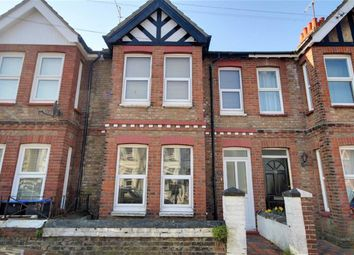 Thumbnail 2 bed terraced house for sale in St Anselms Road, Thomas A Becket, Worthing, West Sussex