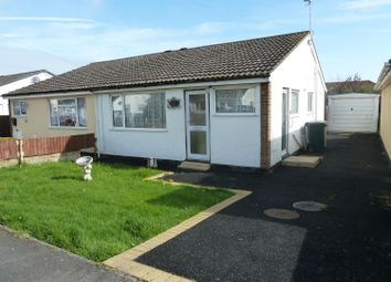 Thumbnail 2 bed semi-detached bungalow for sale in The Strand, Mablethorpe