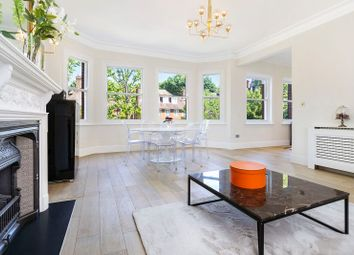 Thumbnail 2 bed flat for sale in Frognal Lane, London