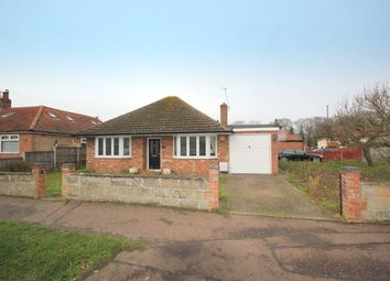 Thumbnail 2 bed bungalow to rent in Belmore Road, Norwich