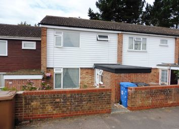 Thumbnail 3 bed terraced house for sale in Downing Close, Ipswich