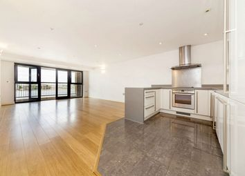 Thumbnail 2 bed flat for sale in Wood Wharf Apartments, Horseferry Place, Greenwich, London