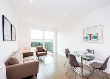 Thumbnail 1 bed flat to rent in Handley Drive, Canary Wharf