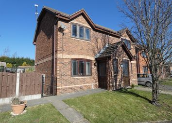 Thumbnail 2 bed semi-detached house for sale in Hawthorn Road, Eckington, Sheffield