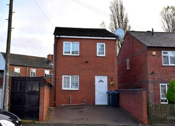 Thumbnail 2 bedroom detached house for sale in Jesson Street, West Bromwich