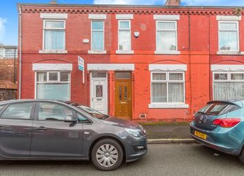 Thumbnail 4 bed terraced house to rent in Gascoyne Street, Rusholme, Manchester