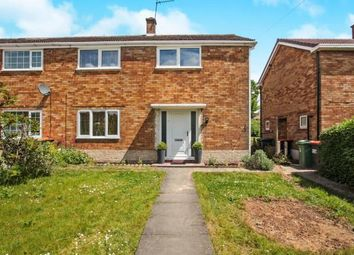 Thumbnail 3 bed semi-detached house for sale in Brive Road, Dunstable, Bedfordshire, England