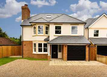 Thumbnail 5 bed property for sale in Manor Road North, Hinchley Wood, Esher