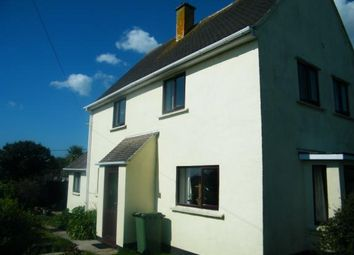 Thumbnail 3 bed semi-detached house for sale in Ludgvan, Penzance, Cornwall