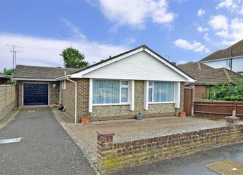 Thumbnail 2 bed detached bungalow for sale in Moat Way, Goring-By-Sea, Worthing, West Sussex