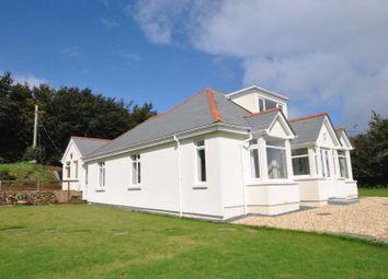 Thumbnail 4 bedroom bungalow for sale in Lynton, Devon