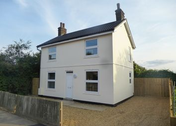 Thumbnail 3 bed detached house for sale in Railway Road, Wisbech