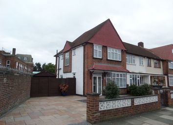 Thumbnail 3 bed end terrace house for sale in Conisborough Crescent, London