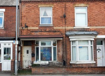 Thumbnail 2 bed terraced house for sale in Gateford Road, Worksop