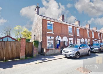 Thumbnail 2 bed end terrace house for sale in Harford Street, Norwich