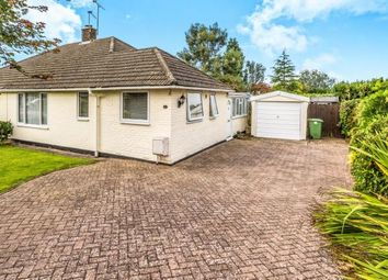 Thumbnail 2 bed bungalow for sale in Four Marks, Alton, Hampshire