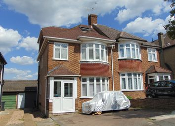 Thumbnail 4 bedroom semi-detached house for sale in Abbey Road, South Croydon, Surrey