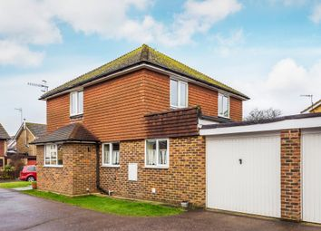 Thumbnail 3 bed link-detached house for sale in Roseacre, Oxted, Surrey