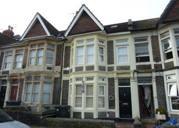 Thumbnail Room to rent in Stapleton Road, Eastville, Bristol