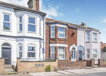3 bed terraced house to rent in Church Road, Lowestoft NR32