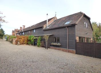 Thumbnail 5 bed barn conversion for sale in Kinnersley, Severn Stoke, Worcester, Worcestershire