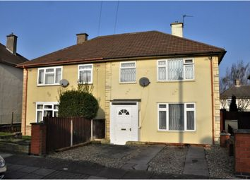 Thumbnail 3 bedroom semi-detached house to rent in Brettell Road, Leicester