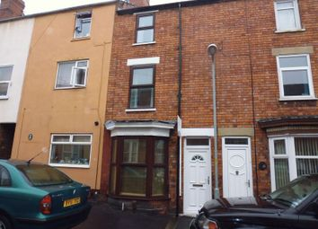 Thumbnail 4 bedroom terraced house to rent in Cromwell Street, Lincoln