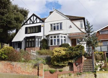 Thumbnail 3 bed semi-detached house to rent in Hadleigh Road, Leigh-On-Sea
