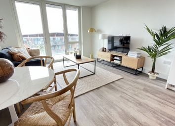 Thumbnail 2 bed flat for sale in 25 Bentinck Road, West Drayton