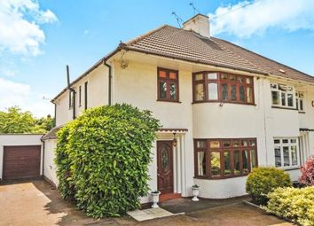 Thumbnail 4 bed semi-detached house for sale in High Beeches, Sidcup, Kent, .