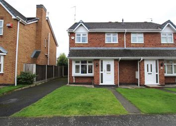 Thumbnail 3 bedroom semi-detached house to rent in Foxley Heath, Widnes