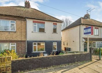 Thumbnail 3 bed semi-detached house for sale in Suffolk Road, Gravesend, Kent, England