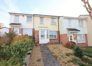 Thumbnail 3 bed terraced house for sale in Castle View, St. Stephens, Saltash