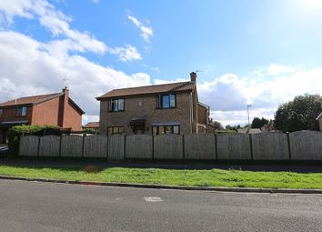 Thumbnail 3 bedroom detached house for sale in Pinfold Garth, Sherburn In Elmet, Leeds, West Yorkshire
