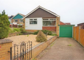 Thumbnail 3 bed detached bungalow for sale in The Dales, Scunthorpe
