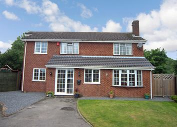 Thumbnail 5 bed detached house for sale in Hawthorn Crescent, Burbage, Hinckley