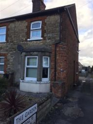 Thumbnail 2 bedroom end terrace house for sale in Hyde Road, Stratton, Wiltshire
