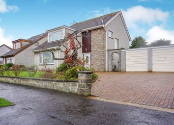 Thumbnail 4 bed detached house for sale in Lomond Drive, Carnoustie